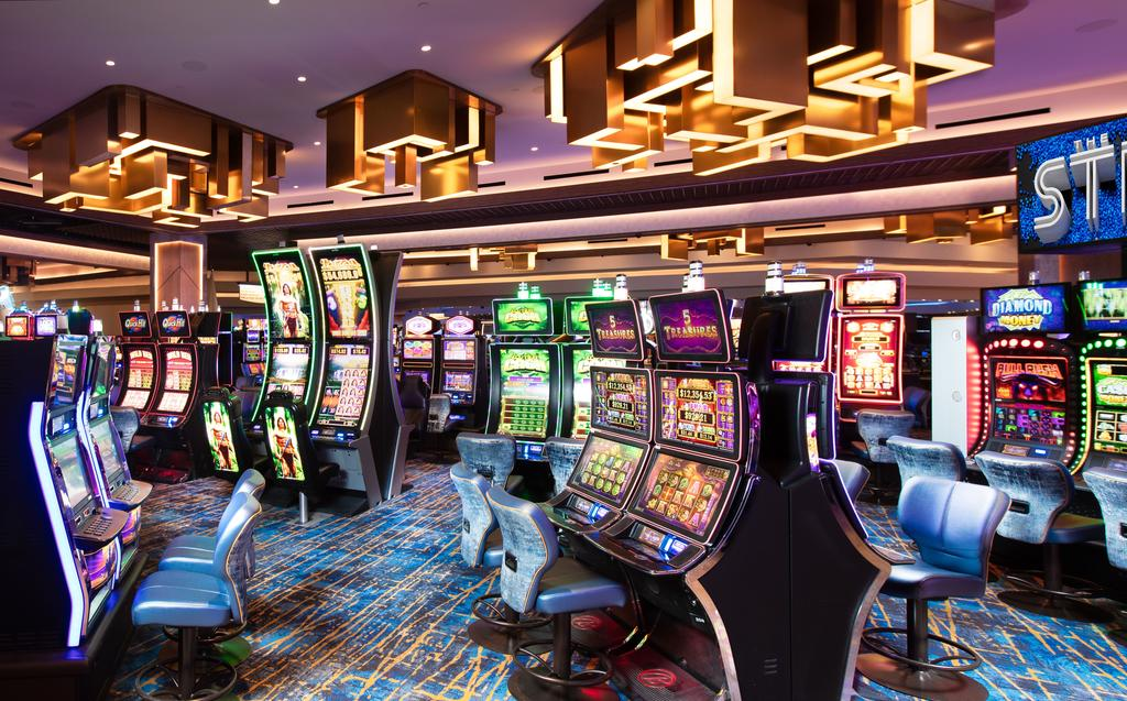Want To Have A More Appealing Casino? Read This!