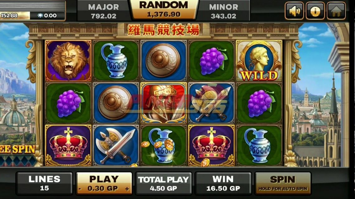 Want to play roma slot game for fun and profit as per your wish